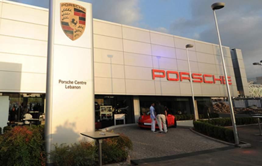 Porsche Center Libanon