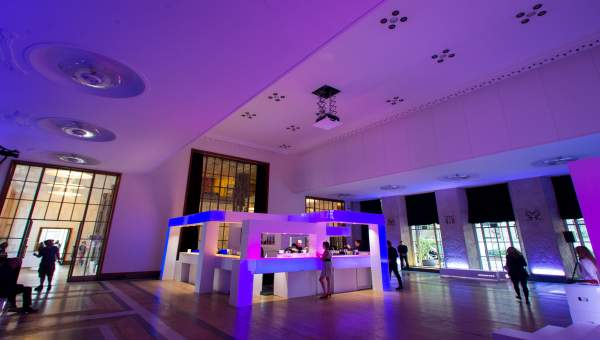 PVC-Schaum - RBDA 2012 - Bar